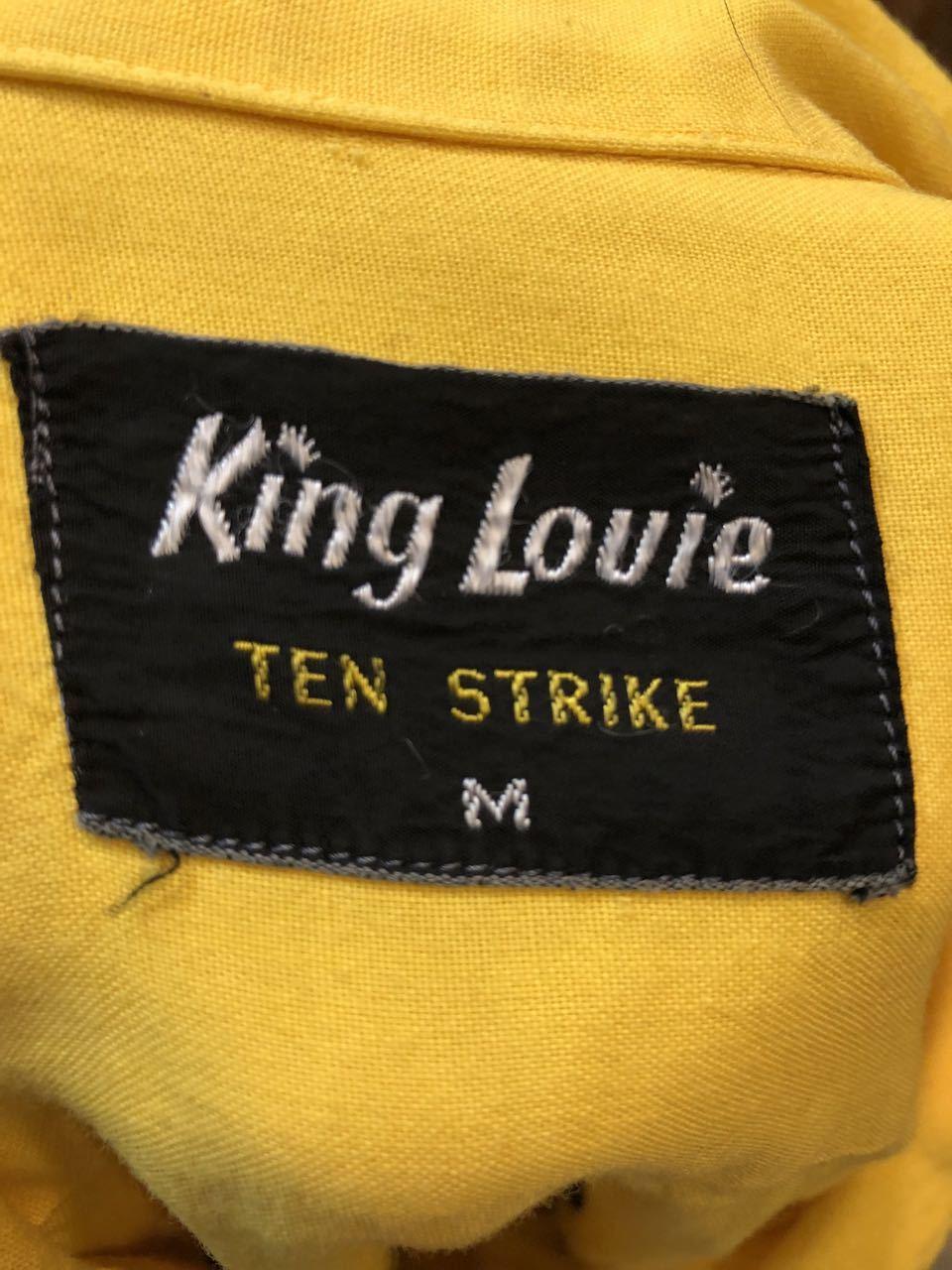 6月15日(土)入荷!60s チェーンステッチ KING LOUIE  レーヨン ボーリングシャツ!_c0144020_13410967.jpg