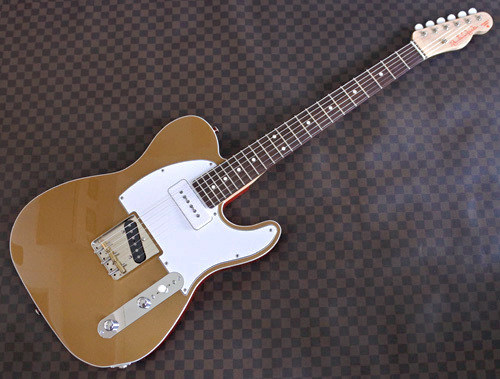 「Canyon Gold MetallicのStandard-T」3本目が完成です!_e0053731_16231176.jpg