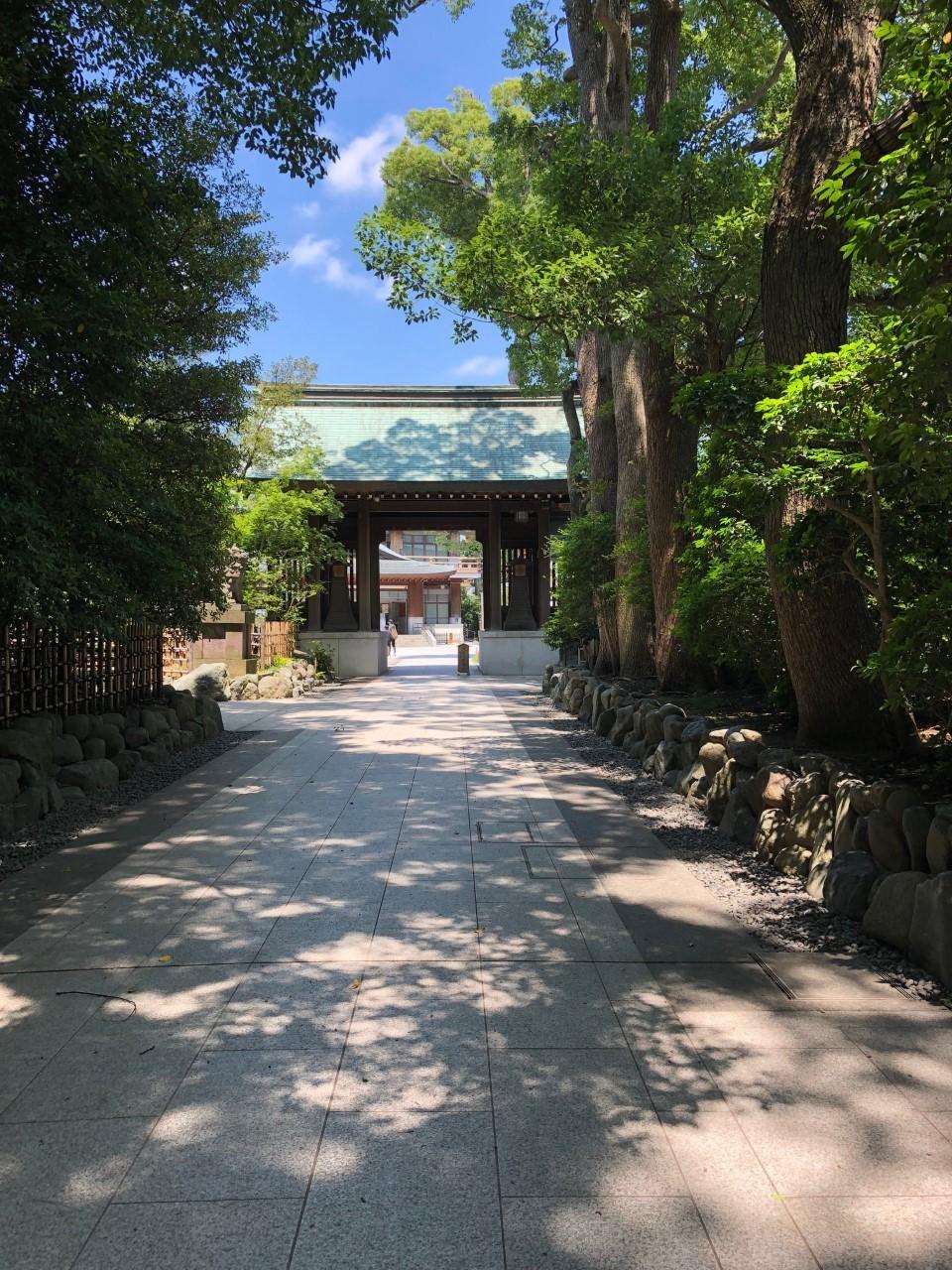 寒川神社へ「大祓い」_c0152341_08123747.jpg