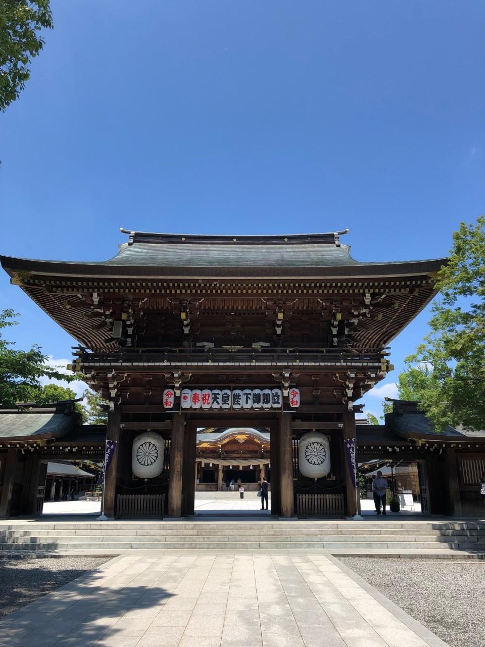 寒川神社へ「大祓い」_c0152341_08153789.jpg