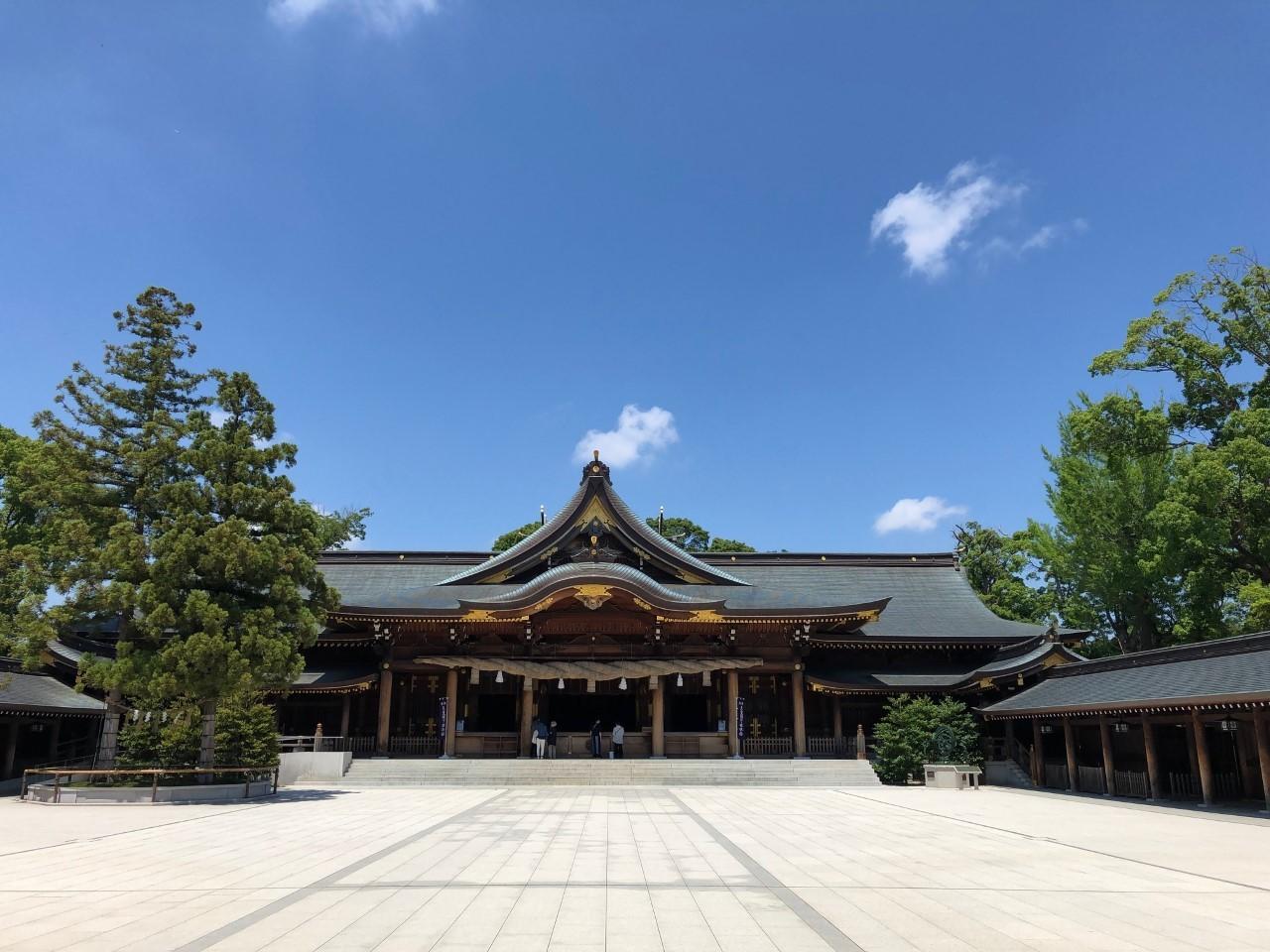 寒川神社へ「大祓い」_c0152341_08155828.jpg