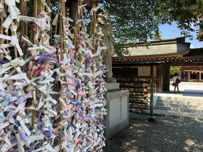 寒川神社へ「大祓い」_c0152341_08195992.jpg
