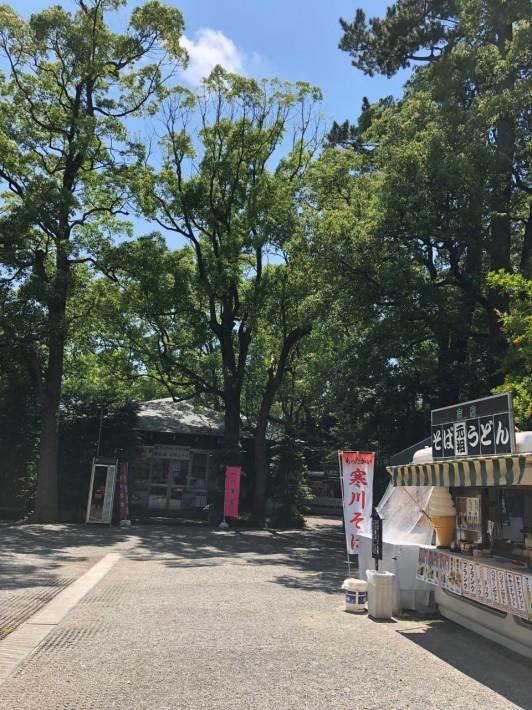 寒川神社へ「大祓い」_c0152341_08260628.jpg