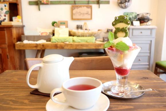 【予約方法】henteco 森の洋菓子店/学芸大学_e0234741_21372248.jpg