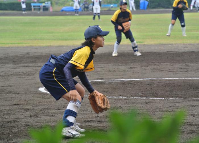 高校ソフトボールインターハイ予選!_d0106648_17304582.jpg