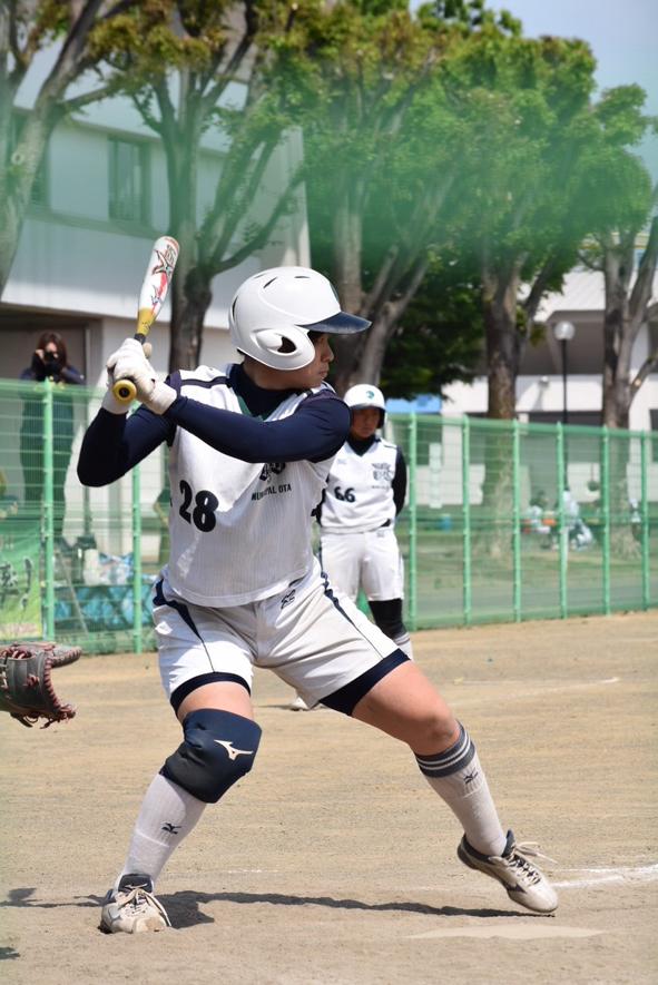 高校ソフトボールインターハイ予選!_d0106648_17531919.jpg
