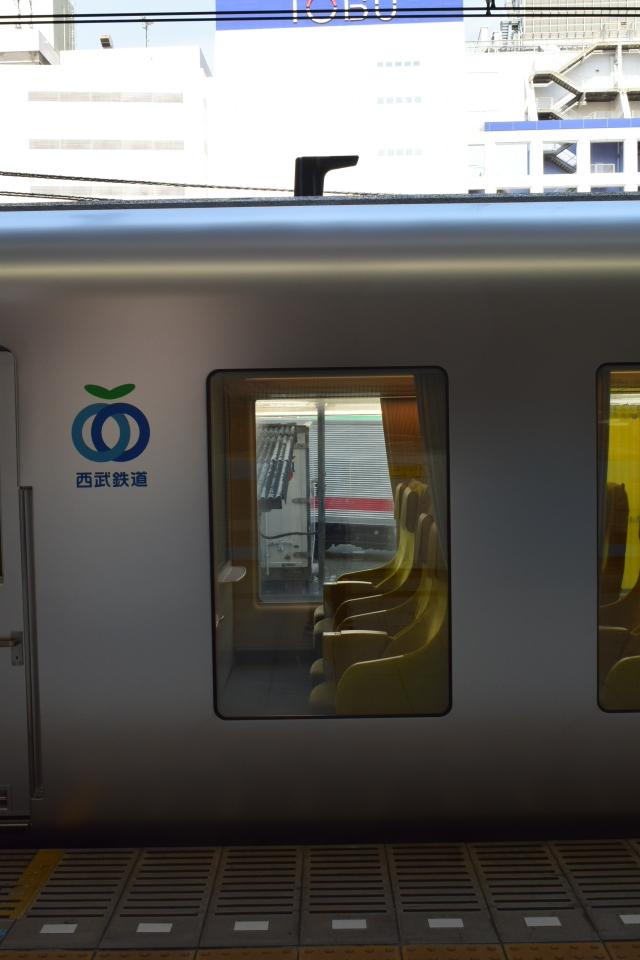 西武鉄道001系、新型特急Laview_a0110756_10405142.jpg