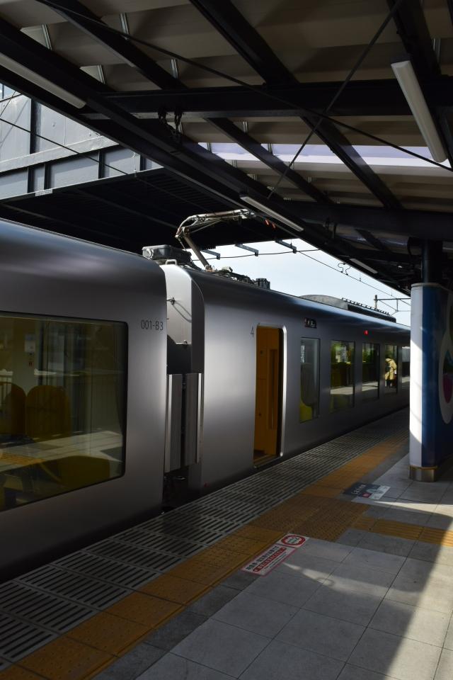 西武鉄道001系、新型特急Laview_a0110756_10433269.jpg