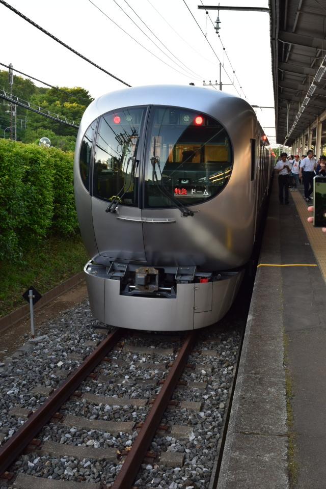 西武鉄道001系、新型特急Laview_a0110756_10563114.jpg