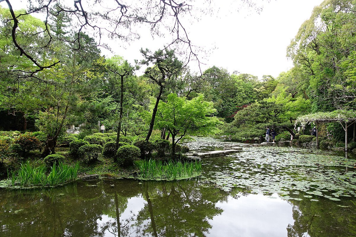 平安神宮(その4)中神苑_c0112559_08214015.jpg