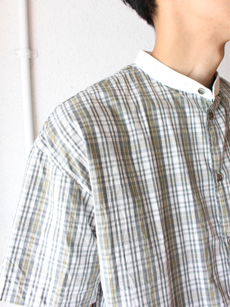 待ってたこのシャツが遂に入荷です〜_f0375159_17443360.jpg