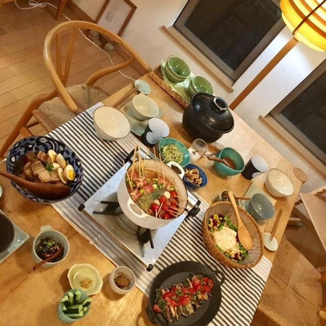 cooking  お嫁さんと一緒に♪_a0165160_11395962.jpg