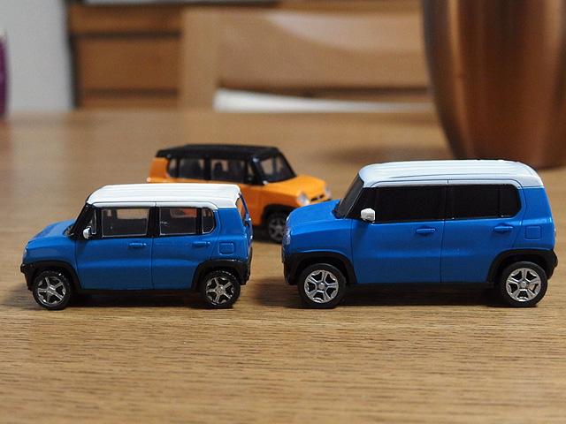 ハスラーのミニカー、ガチャなど おもちゃまとめ_b0006870_2225559.jpg