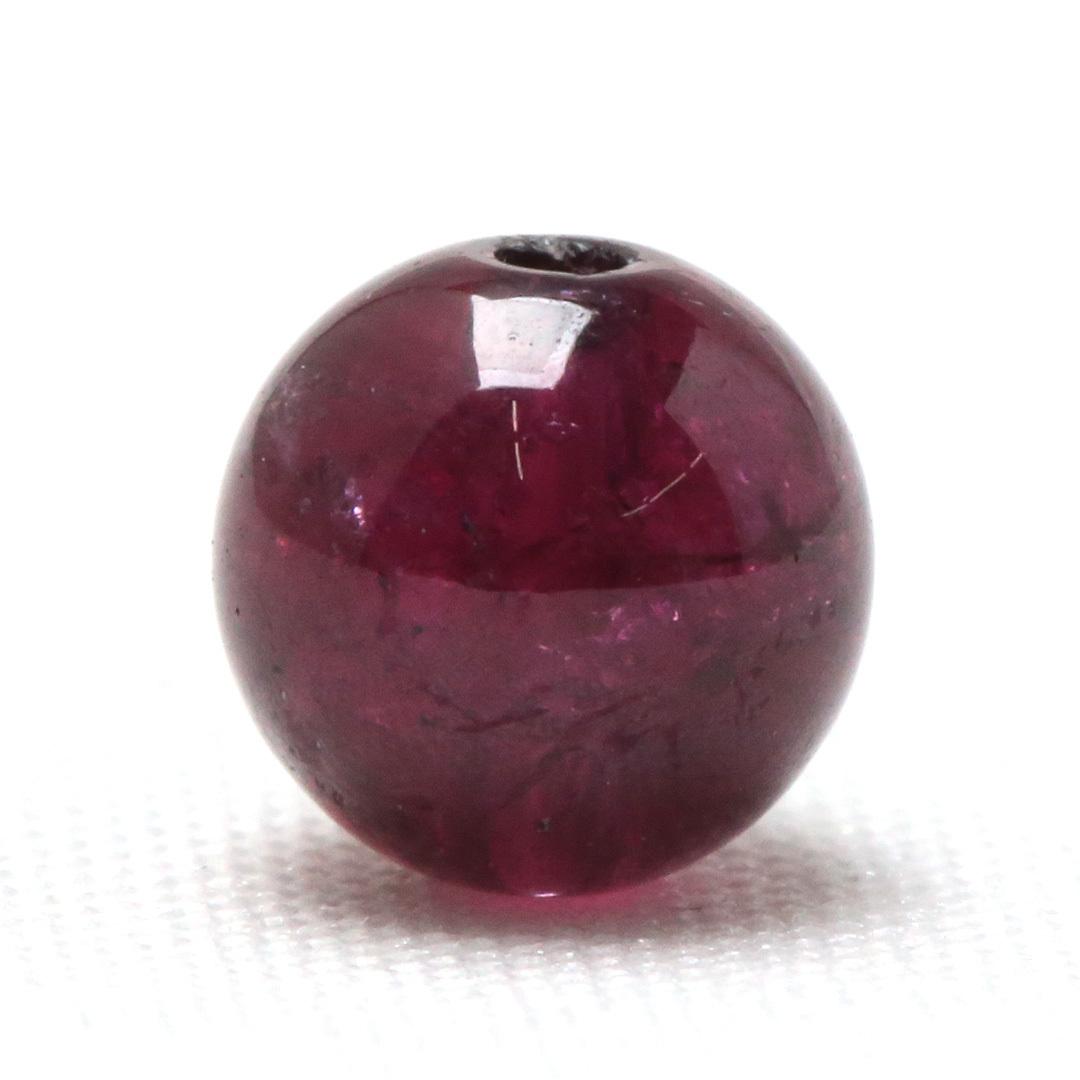 ワインのような色をしたロードライトガーネット_d0303974_11255948.jpg