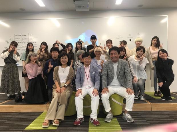 桜美林大学へ行ってきました_f0347877_12301582.jpg