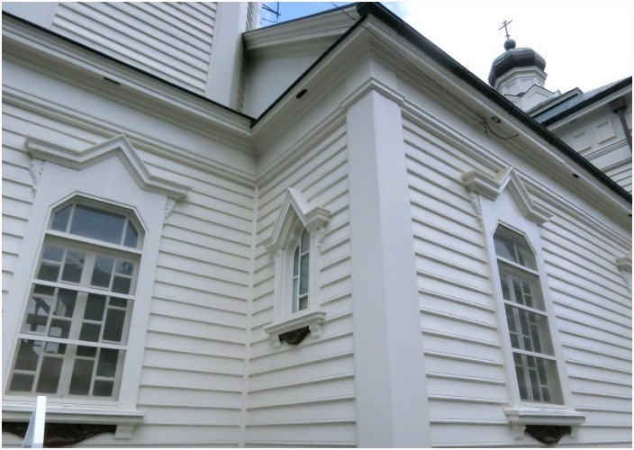 < 京都ハリストス正教会 >_c0036080_17544224.jpg
