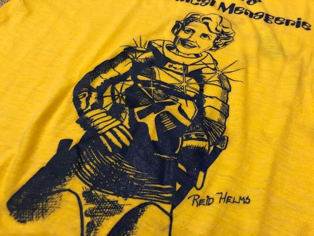 6月15日(土)マグネッツ大阪店スーペリア&雑貨入荷!!#7 U.S.オールドTシャツ編!! Champion&Harley-Davidson!!_c0078587_1357623.jpg