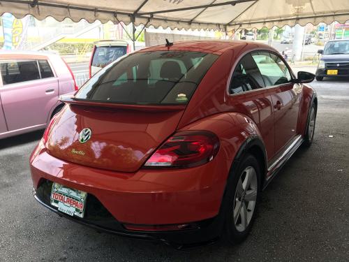 VW ビートル【マニキュアコート】_d0351087_08345809.jpg