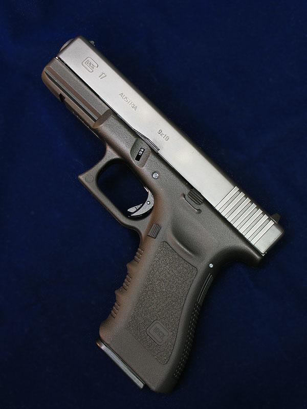 タナカ Glock17 3rd EVO2 frame HW  モデルガン_f0131995_13035886.jpg