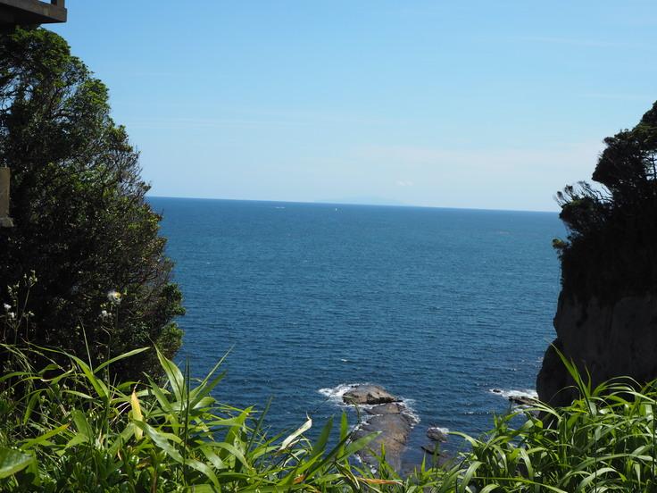 ようやく江の島に着いた ♪(5/30ひとり遠足)_c0212604_1847873.jpg