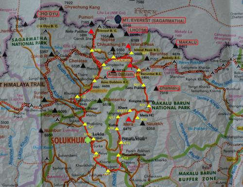 """2019年5月『ヒマラヤピークトレッキング 3 : アンプ・ラプチャ峠越え』 May 2019 \""""Himalaya Peak Trekking 3:Amphu Labcha La\""""_c0219616_17485832.png"""