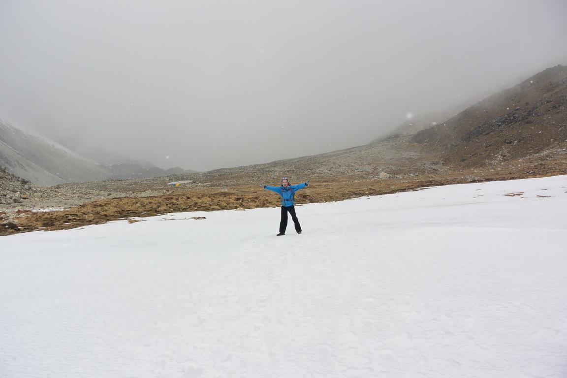 """2019年5月『ヒマラヤピークトレッキング 3 : アンプ・ラプチャ峠越え』 May 2019 \""""Himalaya Peak Trekking 3:Amphu Labcha La\""""_c0219616_17504731.jpg"""