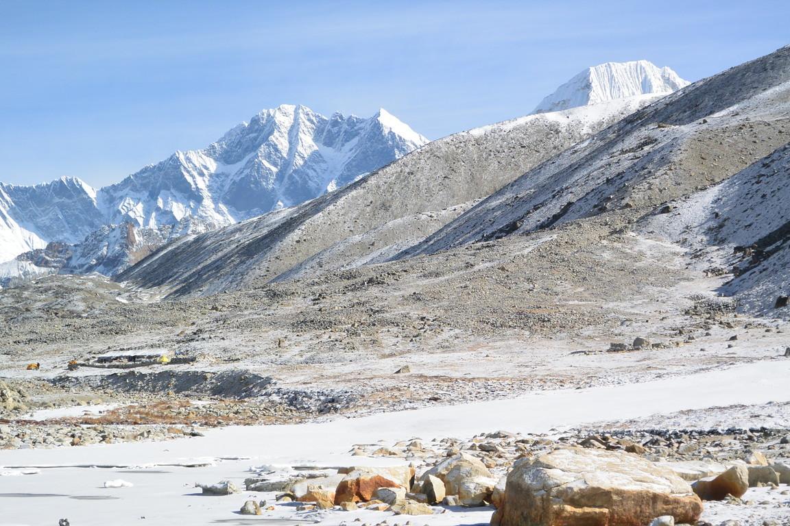 """2019年5月『ヒマラヤピークトレッキング 3 : アンプ・ラプチャ峠越え』 May 2019 \""""Himalaya Peak Trekking 3:Amphu Labcha La\""""_c0219616_18072869.jpg"""