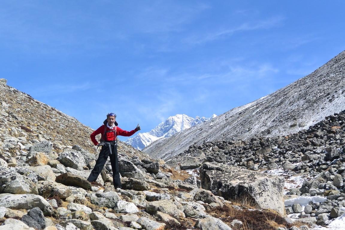 """2019年5月『ヒマラヤピークトレッキング 3 : アンプ・ラプチャ峠越え』 May 2019 \""""Himalaya Peak Trekking 3:Amphu Labcha La\""""_c0219616_18084888.jpg"""