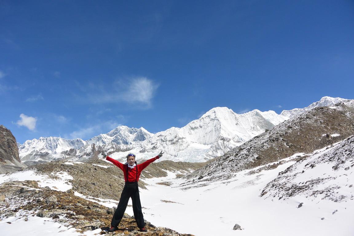 """2019年5月『ヒマラヤピークトレッキング 3 : アンプ・ラプチャ峠越え』 May 2019 \""""Himalaya Peak Trekking 3:Amphu Labcha La\""""_c0219616_18093013.jpg"""