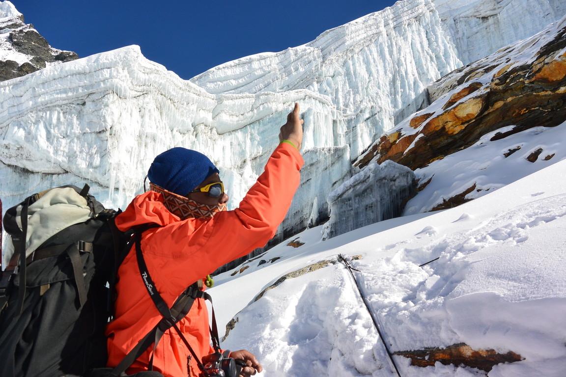 """2019年5月『ヒマラヤピークトレッキング 3 : アンプ・ラプチャ峠越え』 May 2019 \""""Himalaya Peak Trekking 3:Amphu Labcha La\""""_c0219616_18172792.jpg"""