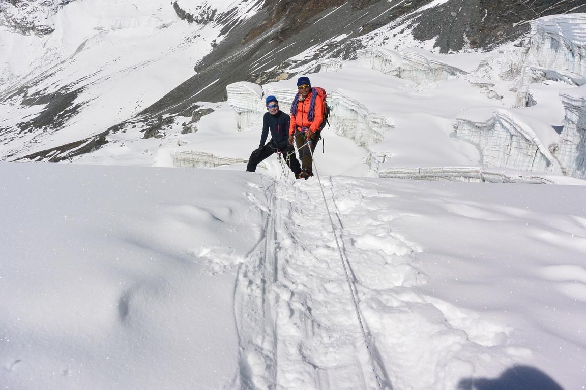 """2019年5月『ヒマラヤピークトレッキング 3 : アンプ・ラプチャ峠越え』 May 2019 \""""Himalaya Peak Trekking 3:Amphu Labcha La\""""_c0219616_18173204.jpg"""