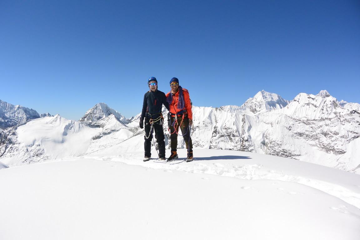 """2019年5月『ヒマラヤピークトレッキング 3 : アンプ・ラプチャ峠越え』 May 2019 \""""Himalaya Peak Trekking 3:Amphu Labcha La\""""_c0219616_18173977.jpg"""