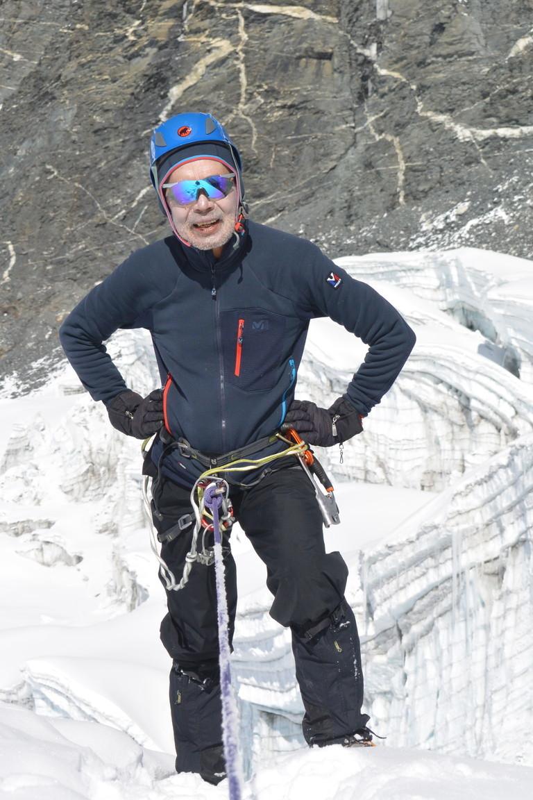 """2019年5月『ヒマラヤピークトレッキング 3 : アンプ・ラプチャ峠越え』 May 2019 \""""Himalaya Peak Trekking 3:Amphu Labcha La\""""_c0219616_18175012.jpg"""