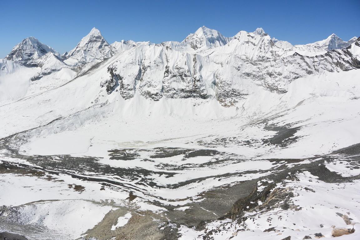 """2019年5月『ヒマラヤピークトレッキング 3 : アンプ・ラプチャ峠越え』 May 2019 \""""Himalaya Peak Trekking 3:Amphu Labcha La\""""_c0219616_18200438.jpg"""