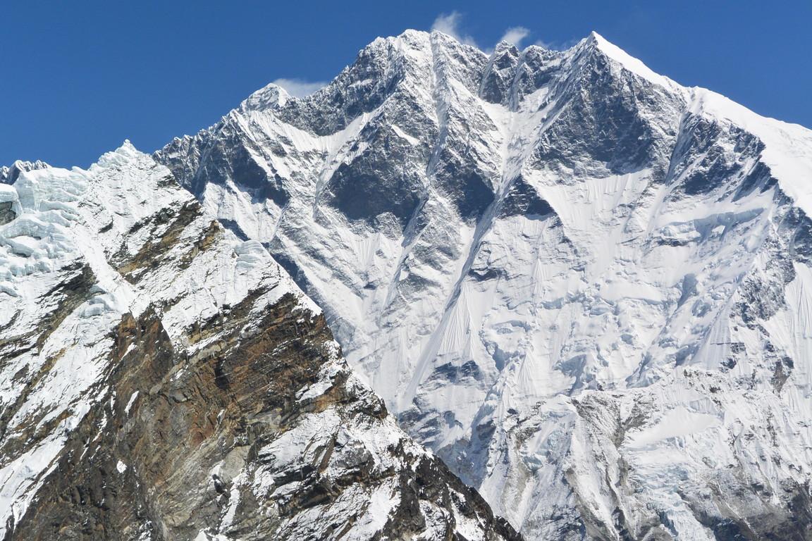 """2019年5月『ヒマラヤピークトレッキング 3 : アンプ・ラプチャ峠越え』 May 2019 \""""Himalaya Peak Trekking 3:Amphu Labcha La\""""_c0219616_18213837.jpg"""