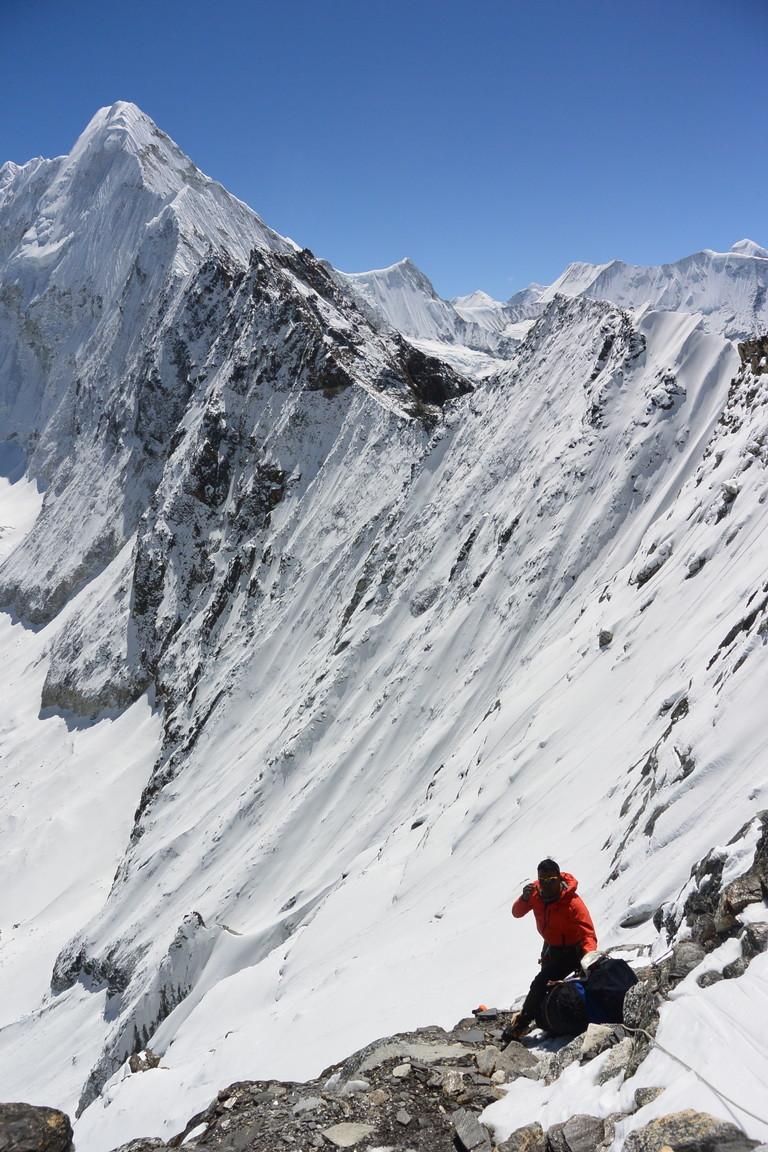 """2019年5月『ヒマラヤピークトレッキング 3 : アンプ・ラプチャ峠越え』 May 2019 \""""Himalaya Peak Trekking 3:Amphu Labcha La\""""_c0219616_18235720.jpg"""