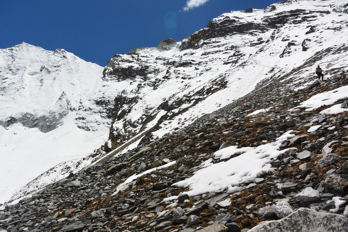 """2019年5月『ヒマラヤピークトレッキング 3 : アンプ・ラプチャ峠越え』 May 2019 \""""Himalaya Peak Trekking 3:Amphu Labcha La\""""_c0219616_18265512.jpg"""