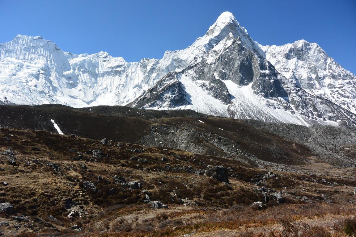 """2019年5月『ヒマラヤピークトレッキング 3 : アンプ・ラプチャ峠越え』 May 2019 \""""Himalaya Peak Trekking 3:Amphu Labcha La\""""_c0219616_19021716.jpg"""