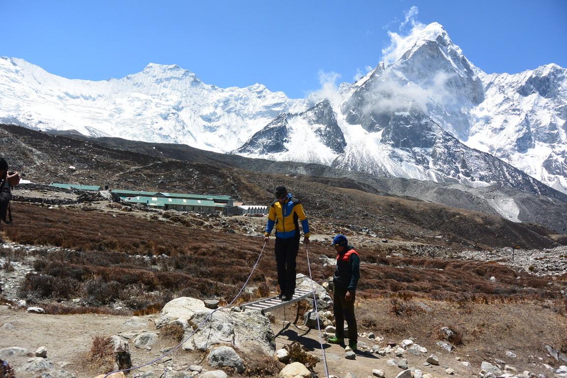 """2019年5月『ヒマラヤピークトレッキング 3 : アンプ・ラプチャ峠越え』 May 2019 \""""Himalaya Peak Trekking 3:Amphu Labcha La\""""_c0219616_19021760.jpg"""