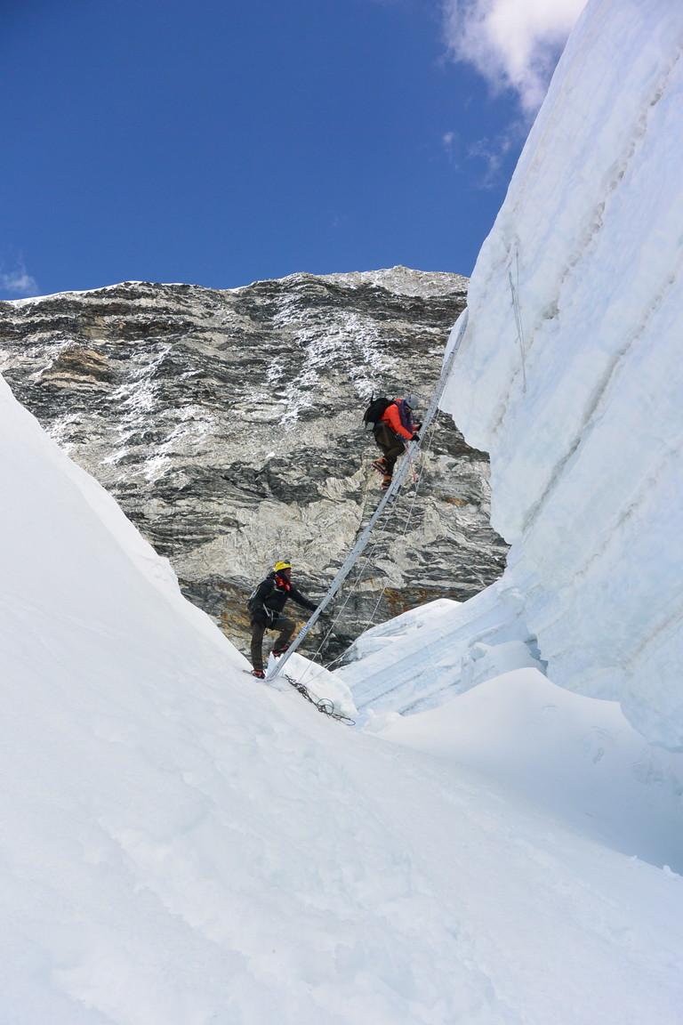 """2019年5月 『ヒマラヤピークトレッキング 4: アイランドピーク』May 2019 \""""Himalaya Peak Trekking 4: Island Peak\""""_c0219616_23252128.jpg"""