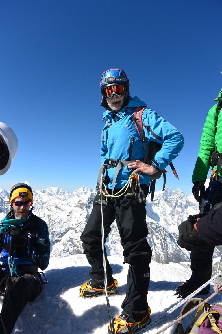 """2019年5月 『ヒマラヤピークトレッキング 4: アイランドピーク』May 2019 \""""Himalaya Peak Trekking 4: Island Peak\""""_c0219616_23275910.jpg"""