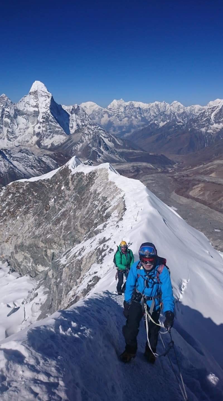 """2019年5月 『ヒマラヤピークトレッキング 4: アイランドピーク』May 2019 \""""Himalaya Peak Trekking 4: Island Peak\""""_c0219616_23285577.jpg"""