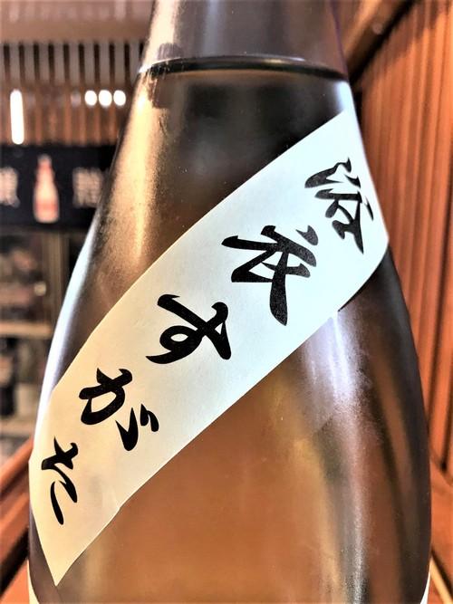 【日本酒】姿 浴衣すがた👘 夏の特別純米生酒 北海道産吟風仕込み Sexy Blue Summer 限定 30BY🆕_e0173738_1171355.jpg