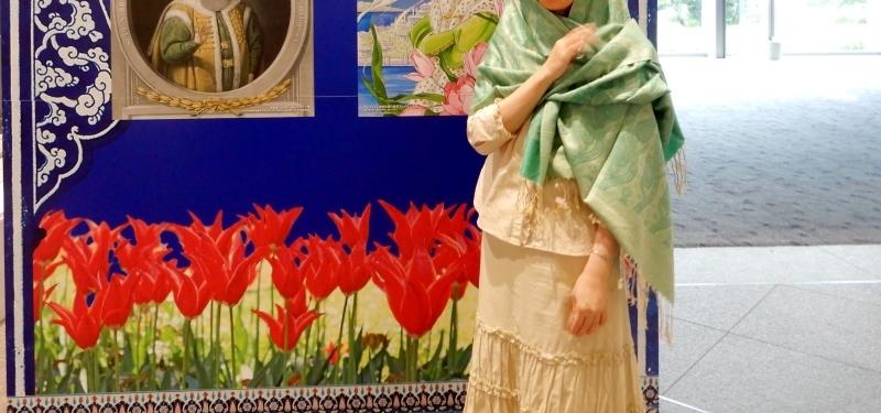 ひっそり鬱金香 fes 中 🌷 tulip festival2_f0374041_17113600.jpg