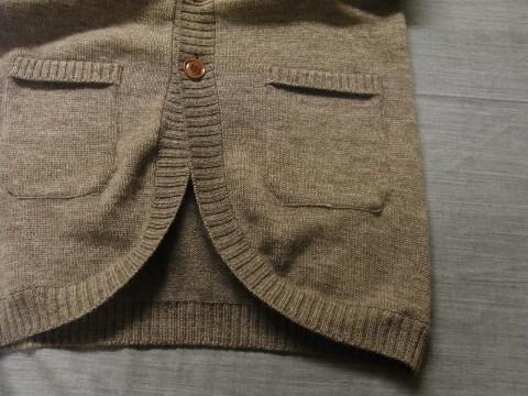 11月の製作 / classic knit longcardigan_e0130546_18245601.jpg