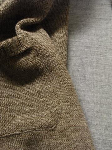 11月の製作 / classic knit longcardigan_e0130546_18252035.jpg