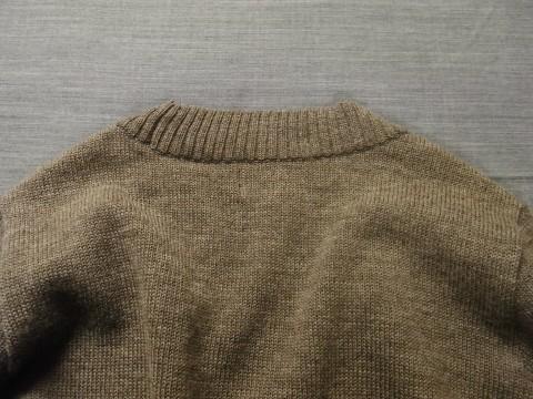 11月の製作 / classic knit longcardigan_e0130546_18261020.jpg