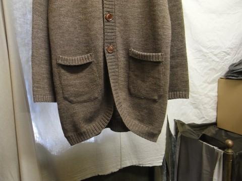 11月の製作 / classic knit longcardigan_e0130546_18270846.jpg