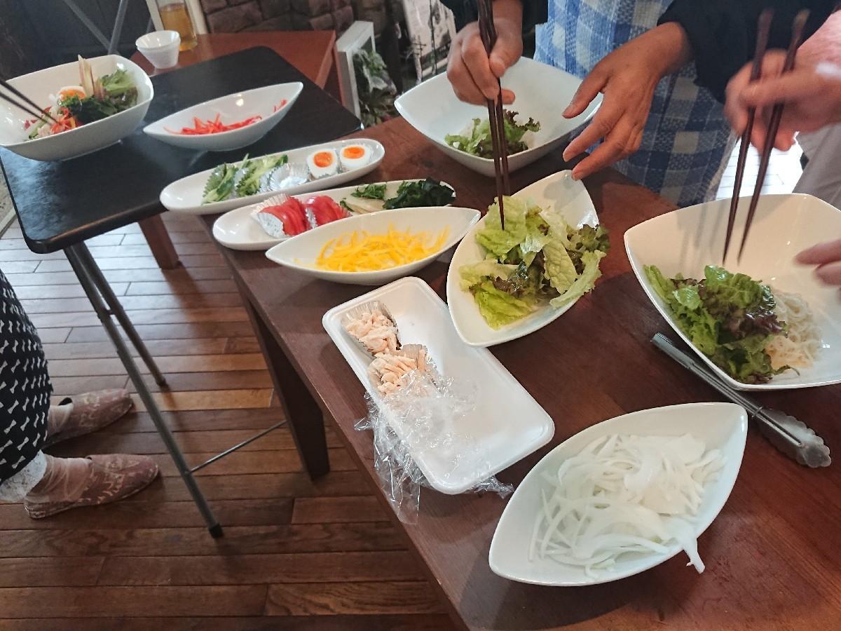 「優しい時間」6月前半の料理教室が終了致しました。_f0323446_01165075.jpg