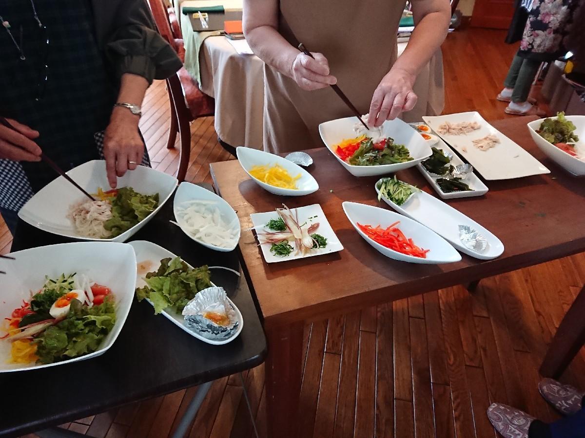 「優しい時間」6月前半の料理教室が終了致しました。_f0323446_01165093.jpg